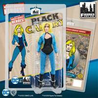 DC Comics JUSTICE LEAGUE Retro 8 Inch Action Figure BLACK CANARY  NEW!