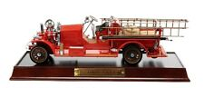 BRAND NEW FRANKLIN MINT 1922 AHRENS FOX FIRE ENGINE RK4 PUMPER