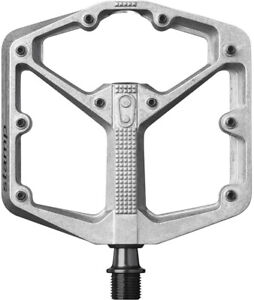 Crankbrothers Stamp 2 Large Flat Pedals - Silver