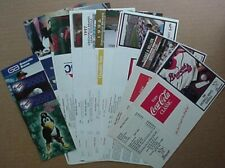 GREENVILLE BRAVES SCHEDULES (14 DIFFERENT) 1988-2004 (ATLANTA AA SOUTHERN LGE