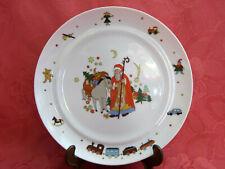 Hutschenreuther Tavola Weihnachten Speiseteller Ø 25,5 cm Nikolaus Teller 1052