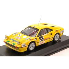 Ferrari 308 GTB N.36 Monza 1983 1 43 Best Model Auto Rally Die cast Modellino