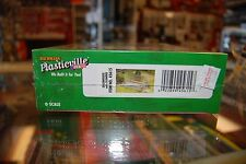 O Bachmann Plasticville kit 45615 * Greenhouse with Flowers * NIB
