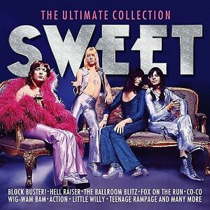 Sweet The Ultimate Collection 3 CD Digisleeve NEW