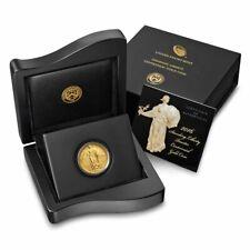 2016 W US Gold Standing Liberty (1/4 oz) Centennial Quarter OGP US Mint