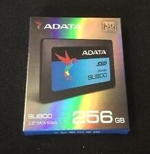 "NEW ADATA ULTIMATE 3DNAND SU800 256GB 6GBPS SATA 2.5"" SSD Hard Drive"