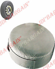 1 x Spare Wheel Tyre Cover Carry Bag Car Protection Storage Space Saver
