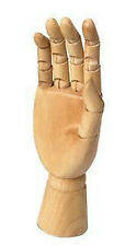 "Jakar Manikin - Wooden Hand - 8"" ( Child )"