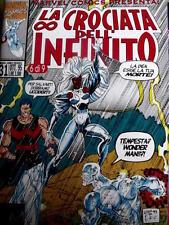 Marvel Comics Presenta n°31 1995 Crociata dell'Infinito ed.Marvel Italia [G.174]