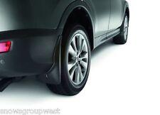 Genuine Toyota Accessory RAV4 Mudflaps Full Set Original Mudflap Rav 4 2013> New