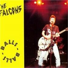 FALCONS Balls Balls CD New JAPANESE PSYCHOBILLY CD Japan rare Rockabilly
