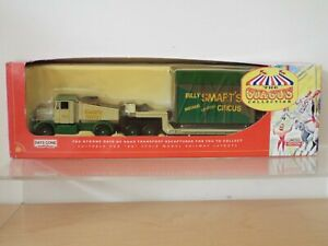 1/76 Scale Lledo Circus Coll'n DG110003 Scammell Ballast Billy Smart's, Sealed