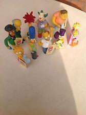 Simpsons Figurensammlung 10 Stueck