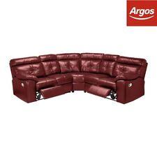 L shaped Italian Sofas
