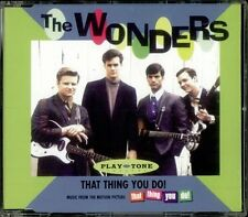 The Wonders That thing you do! (1996) [Maxi-CD]