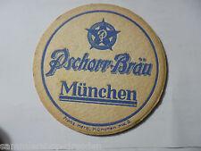 27227 Birra Coperchio vorkrieg Beer Coaster Pschorr Bräu Vitus Herb 2 lati