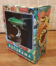 Futurama Planet Express Ship Model QMX Loot Crate Exclusive mini masters replia