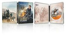 12 Strong: Horse Soldiers Limited Edition Steelbook - Blu-Ray Import NEW