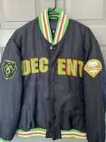 Diplo Mad Decent X MNWKA Coach Varsity Jacket Men's Large