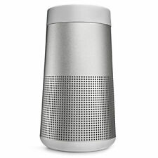 Bose SoundLink Revolve Bluetooth Speaker for True 360-degrees Sound - Lux Gray