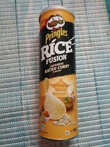 NEW FLAVOUR - 2 x  Katsu Curry Pringles Rice Fusion - FREE UK P&P