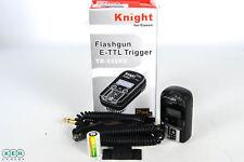 PIXEL TR-332 Knight Canon - Transmitter & Receiver Trigger flash ETTL