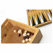 Classic Backgammon - A classic board game that contains durable solid wood parts