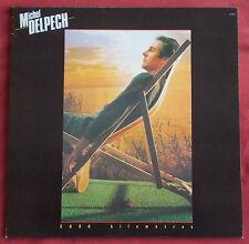 MICHEL DELPECH  LP ORIG FR 5000 KILOMETRES