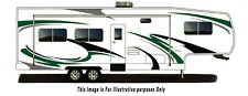 RV, Trailer Hauler, Camper, Motor-home Large Decals/Graphics Kits 28-k-5