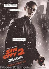 Postcard: Sin City 2 - Joseph Gordon-Levitt/Cast (Vue Cinemas Promo)