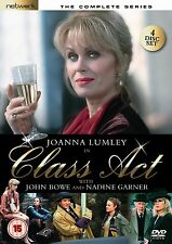 Class Act: The Complete Series - DVD NEW & SEALED (4 Discs) - Joanna Lumley