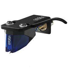 Ortofon 2M Blue auf SH-4 Black Headshell Moving Magnet Tonabnehmer
