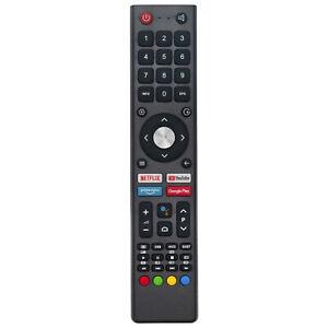 GCBLTV02ADBBT Voice Bluetooth Fernbedienung Passt für CHIQ TV-Neu