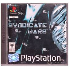 PLAYSTATION 1 SYNDICATE WARS PAL PS1 STRATEGY ACTION M [LN] YOUR GAMES PAL