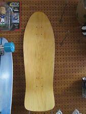 H-Street  shaped Skateboard Deck  10 X 31 original 80s wood