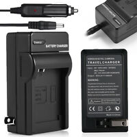 NB-4L NB4L Battery For Canon PowerShot ELPH 100 HS 300HS SD1000 SD1100IS Charger