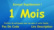 🎮 PS4 | Abonnement PS Plus 1 Mois - PS+ pour PS4 | PSN [no code] 🎮