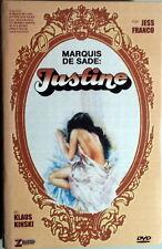 MARQUIS DE SADE JUSTINE -  Franco DVD Power Kinski Palance