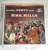 Another Party with Mrs Mills Stereo Capitol Records Vintage Records 1965