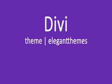 Divi theme | ElegantThemes | WordPress | Visual Page Builder | Updates
