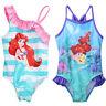 Princess Girls Kids Mermaid Swimwear Bikini Tankini Swimsuit Swimming Costume