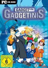 Inspector Gadget and the Gadgetinis para PC nuevo/en el embalaje original