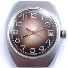 Ussr Serviced *Us Seller* #771 Vintage Soviet Cornavin Automatic windup watch