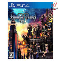 NEW PS4 Kingdom Hearts III Disney PlayStation 4 SONY import Japan F/S Tracking