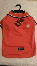 NEW American Kennel Club Select Dog shirt Pink Tennis Shirt  ~ Large  NWT