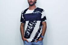 AllSaints Striped Big & Tall T-Shirts for Men