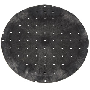 Perforated Sump Pump Basin Cover 18 in. Corrosion Proof 61-Factory Drilled Holes