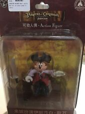 "Pirates of the Caribbean: 'Minnie Mouse as Elizabeth Swann' 3"" Action Figure New"