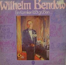 """WILHELM BENDOW - EIN KOMIKER LÄSST GRÜSSEN 12"""" LP (W 145)"""