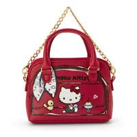 Hello Kitty Mini Tote Bag  PU Leather Purse Wallet Handbag -FREE SHIPPING
